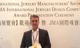 Un español gana la JMA International Jewelry Design Competition 2017