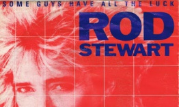 [Clásico Telúrico] Rod Stewart - Some Guys Have All The Luck (1984)