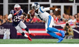 Cam Newton a los Patriots es el movimiento definitivo de Bill Belichick